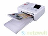 Bild: Sony DPP-FP65: Ein Bild pro Minute schafft der kleine Fotodrucker.