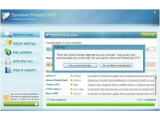 """Bild: So sieht das Täuschungsprogramm """"Spyware Protect 2009"""", das Conficker installiert, aus."""