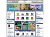 Bild: Startseite des iTunes-Store