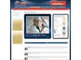 Bild: Talentrun: Wer eine Webcam hat, kann auch kurze Videoclips auf das Portal hochladen.