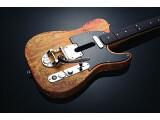 Bild: Die Gamer-Gitarre für die Xbox 360 ist einer Fender Telecaster nachempfunden.