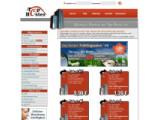 """Bild: Top-Hoster bietet moderate Preise und einen sehr schnellen Support. Neu ist die """"Live-Produktberatung"""" im Chat."""