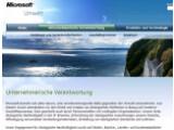 Bild: Auf dem Umwelt-Portal informiert Microsoft über Green-IT-Projekte und gibt Tipps für den effizienten Einsatz der Computertechnik.