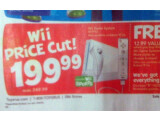 Bild: Nintendo Wii: Preissenkung bei Toys-R-Us (Bildquelle: kotaku.com)