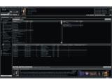 Bild: Mit der Medienbibliothek von Winamp 5.56 lassen sich auch große Musiksammlungen übersichtlich verwalten.
