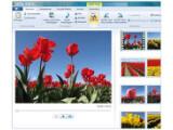 """Bild: Windows Live Movie Maker: Mit der Funktion """"Autofilm"""" kann der Anwender kurze Videoclips und Diashows erstellen."""