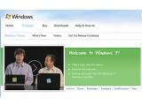 Bild: Auf der Homepage von Windows 7 gibt Microsoft Einblicke in die neuen Features des Betriebssystems.