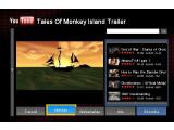 Bild: YouTube XL in 480 Pixel Breite: Die Flash-basierte Website passt sich stufenlos an die Größe des Anzeigegeräts an.