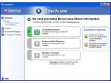 Bild: Zone Alarm Pro 2010 Benutzeroberfläche