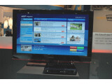 Bild: TV-Empfang per Satellit, HD-Fernsehen, interaktive Web-Anwendungen: Die Set-Top-Box VideoWeb 600S macht's möglich. Das Gerät ist auch bereit für den neuen Videotext der TV-Sender - etwa von der ARD. Foto: Zollondz