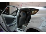 Bild: Der Netzausrüster präsentierte auf der CeBIT 2010 ein Konzeptauto, in dem Internet-Anwendungen per LTE-Mobilfunktechnik bereitgestellt werden.