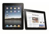 Bild: Das von vielen Fans heiß ersehnte iPad erscheint in den USA am 3. April in der WLAN-Variante ohne UMTS. In Deutschland kommt der Tablet-Computer erst Ende April auf den Markt. Foto: Apple