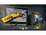 Bild: Ab Juni 2010 soll die Spielekonsole Playstation 3 zusammen mit einem Bravia-Fernseher 3D-fähig gemacht werden.
