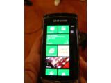 Bild: Ab Oktober in Deutschland auf diversen Smartphones im Einsatz: Microsofts Windows Phone 7