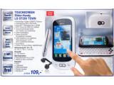 Bild: Aldi verkauft ab Donnerstag das LG GT350 für Bild: Screenshot