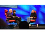 Bild: Anlässlich der D8-Konferenz des Wall Street Journal zeigte sich Apple-Chef Steve Jobs außergewöhnlich offen.