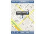 """Bild: Mit der App """"Mein iPhone finden"""" können Nutzer über MobileMe auch mobil das eigene iPhone oder iPad fernsteuern."""