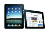 Bild: Das Apple iPad: In Europa bislang nur als Foto erhältlich.