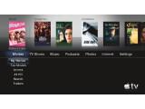 Bild: Mit Apple TV lassen sich Filme direkt aus dem Internet laden. Bild: Apple