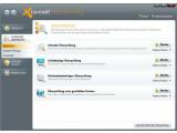 Bild: Die neue Programmoberfläche von avast! Free Antivirus 5.0.