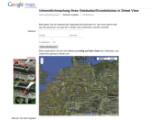 Bild: Nun auch bequem online möglich: Einspruch erheben gegen Google Street View