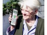 Bild: Besonders groß geraten ist Big Easy 2, ein Handy des deutschen Herstellers Fitage.