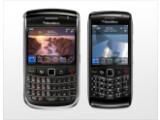 Bild: BlackBerries im Doppelpack: Links das neue Bold-Modell 9650, rechts das BlackBerry Pearl 3G. Bild: Engadget