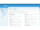 Bild: Drupal ist ein sehr flexibles Content Management System, bei dem Einsteiger aber schnell die Übersicht verlieren können.