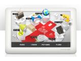 Bild: Der Cowon 3D zeigt 3D Bilder auf einem 4,8 Zoll Display.