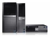 Bild: Dells Optiplex 980 ist in drei Formfaktoren erhältlich: als Minitower, Desktop oder Kompakt-PC (Small Form Factor). Die Rechner sollen nicht nur sparsam mit Energie umgehen, sondern auch sehr leise arbeiten.