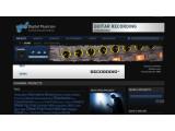 Bild: Mit Digital Muscian können Musiker, Komponisten und Produzenten gemeinsam über das Internet an Musikstücken arbeiten.
