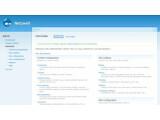 Bild: Drupal ist ein sehr flexibles Content Management System, das oft für mittlere bis große Webseiten eingesetzt wird.