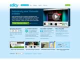 Bild: Edicy: Online-Tool zum Erstellen von kostenlosen Homepages