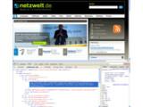 Bild: Einfach und schnell Webseiten analysieren: Firebug