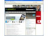 Bild: Auf den ersten Blick kein Unterschied zur installierten Version: Firefox portable