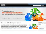 Bild: Die EU-Kommission verdächtigt IBM seine Marktmacht bei Mainframes missbraucht zu haben.