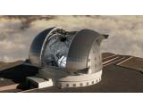 Bild: Das European Extremely Large Telescope (E-ELT) der ESA soll mit einem Spiegeldurchmesser von 42 Metern alle Rekorde brechen.