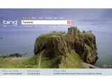 Bild: Facebook: Mit diesem Begriff startete bei den meisten Nutzern die Suche bei Bing.