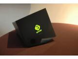 Bild: Fällt durch sein originelles Design auf: D-Links Boxee Box. Bild: netzwelt