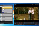 Bild: Fernsehen auf dem PC mit dem USB-Stick Nano von Hama und dem TV & Video Recorder von Magix.