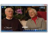 Bild: Fernsehen mit dem Windows Media Center.