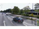 Bild: Der Foto-Straßendienst Street View ist nun auch in Deutschland gestartet. Hier ein Bild aus Hamburg.