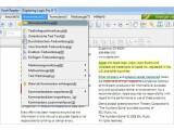 Bild: Die neuen Kommentar-Werkzeuge in Version vier von Foxit Reader.