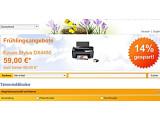 Bild: Frühlingsangebot bei Epson: Für 59 Euro gibt´s den Stylus DX4450.