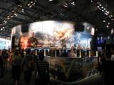 Bild: Gamescom-Besucher auf dem Weg zur Weltherrschaft mit Civilization 5