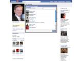 Bild: Das gefälschte Facebook-Profil von Google Chef Eric Schmidt.