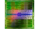 Bild: Der GF100 Grafikprozessor.