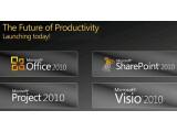 Bild: Gleichzeitig mit Office 2010 für Unternehmen sind auch die 2010er-Versionen von Sharepoint, Visio und Project auf den Markt gekommen.