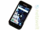 Bild: Herausforderer: Das Samsung Galaxy S muss sich gegen das Apple iPhone 4 beweisen. Optisch finden sich bereits auf den ersten Blick ein paar Gemeinsamkeiten.