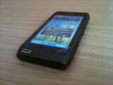 Bild: Hinterlässt im Test einen guten ersten Eindruck, ist aber noch lange nicht perfekt: Nokia N8